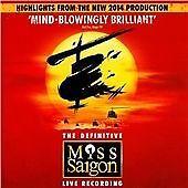 Miss Saigon Original Cast - Miss Saigon New CD