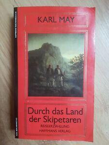 Durch das Land der Skipetaren : Reiseerzählung. (Nr. 1089) Haffmans-Taschenbuch