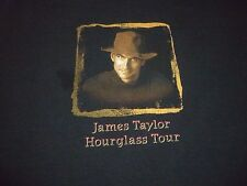 James Taylor Vintage Tour Shirt ( Used Size L ) Very Good Condition!!!