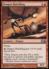MTG DRAGON HATCHLING FOIL - DRAGO APPENA NATO - M14 - MAGIC