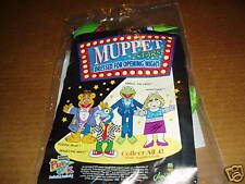 Kermit the frog Muppet Star Blockbuster Play Pak NIP