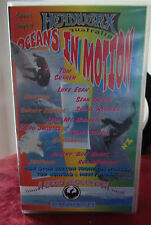 OCEANS IN MOTION ~ SURFING (HEADWORX AUSTRALIA)  video/vhs