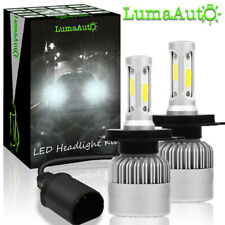 LumaAuto 9004 / HB1 LED Headlight Kit - High/Low Beam Bulbs - 6000K, 8000LM