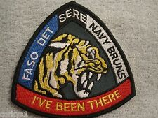 Navy SERE School Embroidered Patch **MINT** New