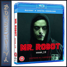 Mr. Robot Season 2 Blu-ray 2016 DVD Region 2