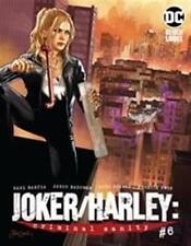 JOKER HARLEY CRIMINAL SANITY #6 BADOWER VARIANT DC COMICS GEMINI 11/18/20 NM