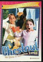 CHESTNUT - UN EROE A QUATTRO ZAMPE, DVD nuovo, edizione noleggio