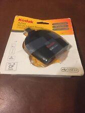 Kodak A251 50-in-1 Universal Card Reader/Writer Mac/PC USB 2.0 SD HC MICRO SD CF