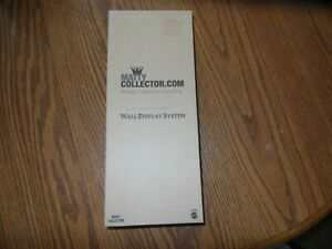 MattyCollector Wall Display System Masters of the Universe MOTUC DCU Figures NEW