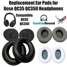 USA Replacement Ear Pads Cushion for QuietComfort 35 QC35 QC35II Bose Headphones