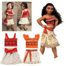 Girls Kids Princess Dress Cosplay Outfit sets Halloween Party Costume Dress Up
