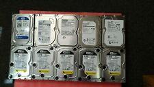 "Lot of (10)  1TB 3.5"" Desktop Hard Disk ,Mixed Brands"