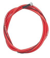 SHADOW CONSPIRACY LINEAR BRAKE CABLE BMX BICYCLE FIT KINK SUBROSA CULT SE RED