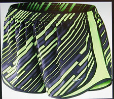NIKE Volt Tempo Dri Fit Shorts Running Shorts Women's Size LARGE  New Tags