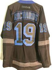 Reebok Premier NHL Jersey New York Rangers Brad Richards Black Black Ice sz M
