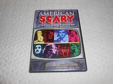 DVD- AMERICAN SCARY (RARE)