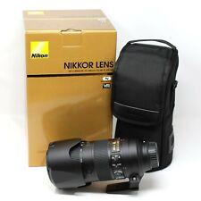 Nikon AF-S NIKKOR 70-200mm f/2.8E FL ED VR - UK NEXT DAY DELIVERY
