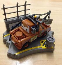 "Cars 2 Movie "" Mater "" Mini Kit Klip Kitz Model Already Made 13cm Long"
