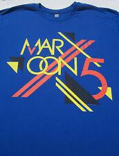 Maroon 5 - 2013 Vip size Large T-Shirt