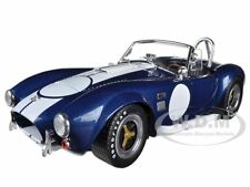 1965 SHELBY COBRA 427 S/C BLUE W/SIGNATURE 1/18 SHELBY COLLECTIBLES SC121-1
