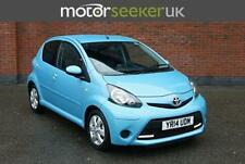 Air Conditioning Aygo 4 Seats Cars
