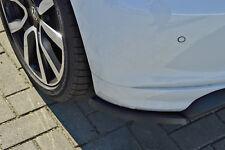 Heckansatz Diffusor Spoilerecken Seitenteile aus ABS für VW Polo 6C R-Line