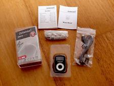 MP3 Player Intenso Music Mover, schwarz, inkl. Zubehörpaket 8GB microSD-Card