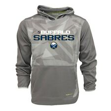 Buffalo Sabres NHL Reebok Men's Center Ice TNT Speedwick Hoodie