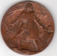 CRISTOFORO COLOMBO MEDAGLIA 1892/3 400 anni anniversario per Chicago MONDI Fair