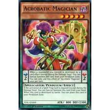 YU-GI-OH! THE DARK ILLUSION * TDIL-EN009 Acrobatic Magician