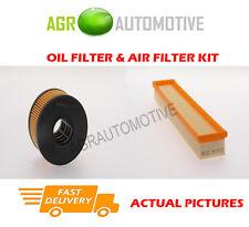 DIESEL SERVICE KIT OIL AIR FILTER FOR JAGUAR X-TYPE 2.0 131 BHP 2003-08