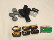 expired 35mm film lot