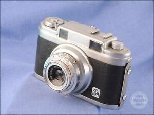 Akarex 1 Westar 45mm f3.5 Rangefinder 35mm Camera - 219