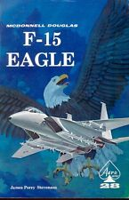AERO SERIES 28 McD F-15 EAGLE TFW USAF COLOR PHOTOS DETAILED DIAGRAMS SCALE DWGS
