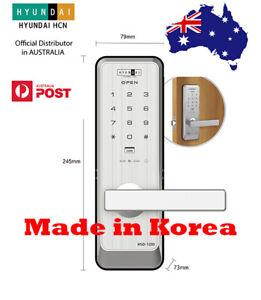 (AU STOCK) HYUNDAI RFID digital door lock system + 2 RFID KEY TAGS