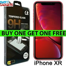 Apple iPhone XR Glass Screen Protector Tempered Guard Protection | 2 Pack
