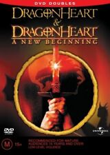 Dragonheart  / Dragonheart - A New Beginning (DVD, 2004, 2-Disc Set) R4 PAL