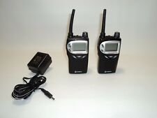 2 Cobra microTalk Pr 900 Dx 5-Mile 15-Channel Frs/Gmrs Two-Way Radios Pair