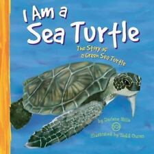 I Am a Sea Turtle (I Live in the Ocean)-ExLibrary