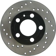 StopTech Disc Brake Rotor Rear Right for Audi / Seat / Volkswagen # 128.33057R