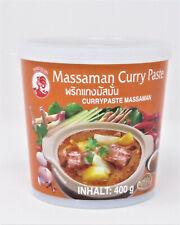 (1kg=9,73€) Massaman Currypaste 400g - Cock - Curry Paste - Matsaman Curry