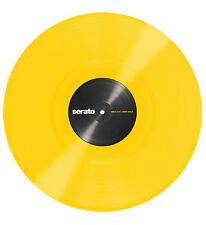 Serato Control Vinyl - Yellow (Pair)