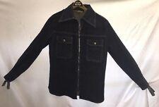 Denim Jacket 1960's  Kmart Hong Kong 100% Cotton Size 34 ~ Nice Vintage Piece!
