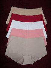 EX M&S NO VPL's LOW-RISE,LASER CUT,SLINKY PANTS.KNICKERS, BRIEFS. FREE POSTAGE
