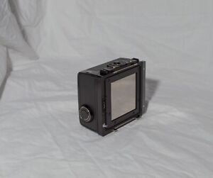 Bronica SQ series 120 6X6 medium format film back.