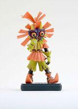 Nintendo Club SKULL KID Action Figure Statue Legend Of ZELDA Majoras Mask NEW