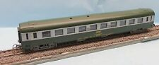 Cf17/050 jouef/France/wagon sncf dev iuc 2 cl bicolor oh 1/87