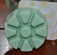 Partylite Cucumber Ginger Mint wax scented melts tray Scents Plus