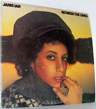 Janis Ian BETWEEN THE LINES Columbia Records PC 33394 (1975 1st Ed.) MINT