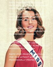 """1967 MISS UNIVERSE - 8""""X10"""" OFFICIAL RARE PHOTO!"""